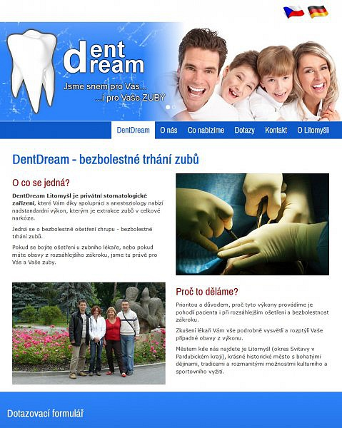DentDream Litomyšl